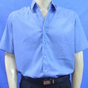 camisa-social-AZUL-ROYAL-masculina-uniforme-miniara