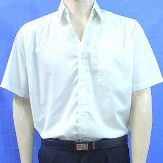 camisa-social-VERDE-masculina-uniforme-miniara