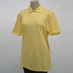 polo-amarela-miniara-uniformes