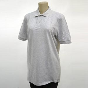 polo-cinza-mescla-miniara-uniformes